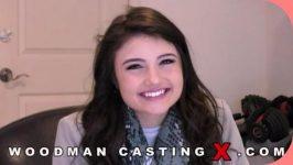 WoodmanCastingX Adria Rae Anal, Casting
