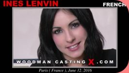 WoodmanCastingX Ines Lenvin Casting PierreWoodman
