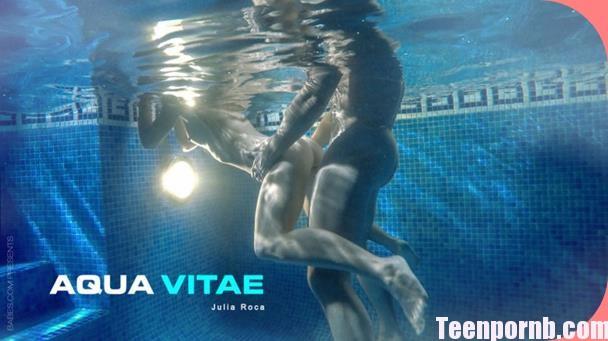Babes Julia Roca Aqua Vitae Pron