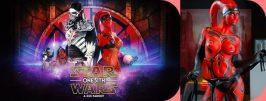 Kleio Valentien Star Wars: One Sith-XXX Parody Pron