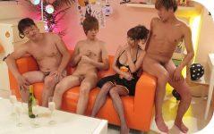Akari Asagiri Naked Halloween Disguise Party? Japan Pron