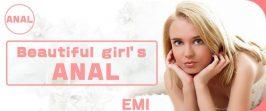Kin8tengoku EMI Beautiful Girls Anal EMI Porn