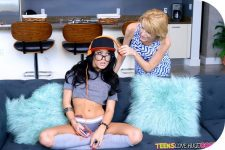 TeensLoveHugeCocks Megan Rain Clean Your Room