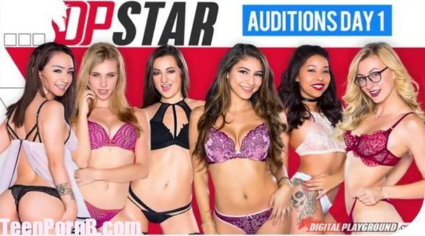 Alexa Grace, Anya Olsen, Lily Adams, Nina North DP Star 3 Audition: Episode 1