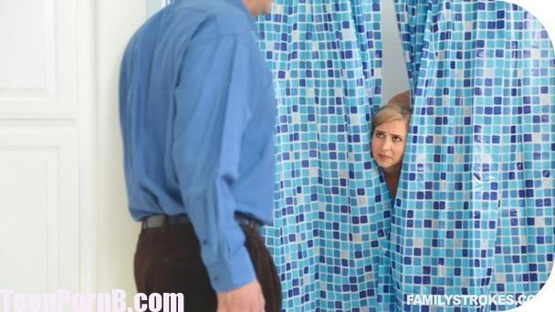 FamilyStrokes Alice Chambers Step Into My Shower