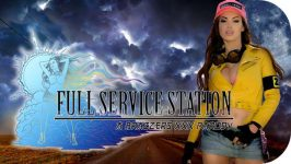 Nikki Benz Full Service Station: A XXX Parody Pron