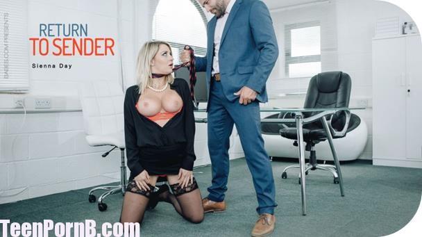 OfficeObsession Sienna Day Return to Sender Pron