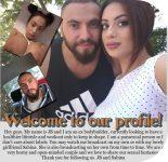 chaturbate Jbandsabina with her boyfriend Pron Video