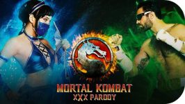 Aria Alexander Mortal Kombat: A XXX Parody Porn video