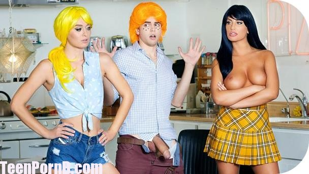 August Ames, Natalia Starr Betty, Veronica An Archie Comics XXX Parody
