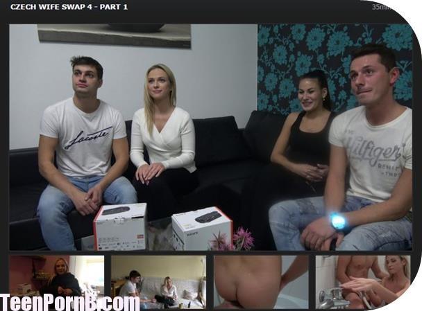 Czechwifeswap Czech Wife Swap 4 Part 1 2 3 4 Porn  Teen Pornb-6383