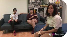 FaKing Alba Colegiala, Fede Row, Maria Bose +18 pron