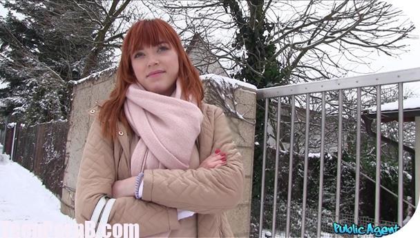PublicAgent Anny Aurora German Redhead Loves Cock