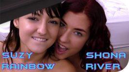 Shona River, Suzy Rainbow Anal, Threesome Porn