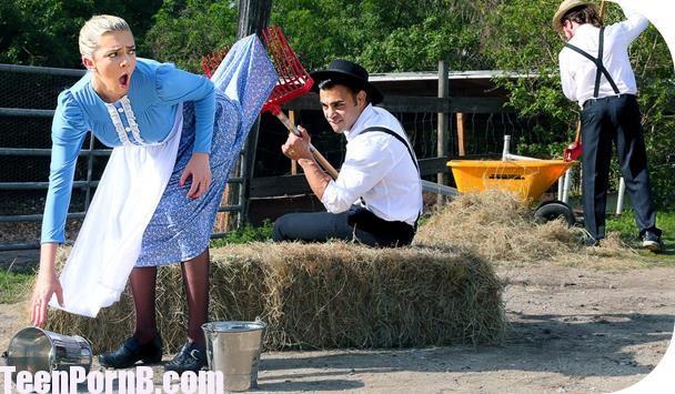 Tiffany Watson Amish Girls Go Anal Part 2 Saving My Virginity