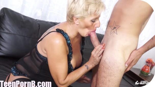 Granny n boy porn-6600