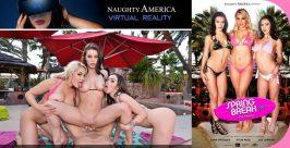 Kylie Page, Lana Rhoades, Lily Jordan Virtual Reality Porn