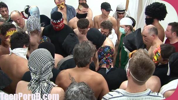 CzechGangBang Czech GangBang 20 Part 3 Porn video