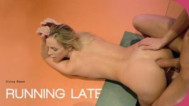 ElegantAnal Vinna Reed Running Late Anal porn