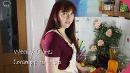 FetishesKinkyFantasies Tammie Madison Weekly Chores Creampie for Mommy