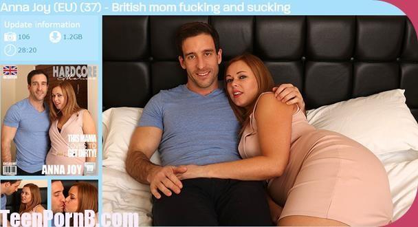 Mature.nl Anna Joy EU 37 British mom fucking and sucking