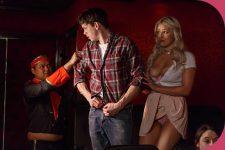 MomsInControl Krissy Lynn, Kylie Page Cinematic Climax
