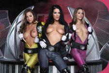 Abigail Mac, Katrina Jade, Kimmy Granger Power Bangers: A XXX Parody Part 5