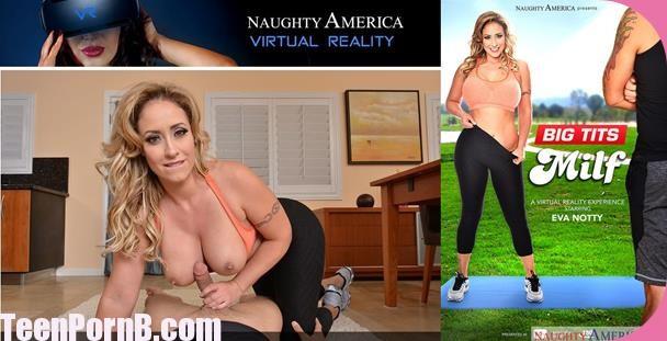 Eva Notty Big Tits Milf Virtual Reality, VR Porn