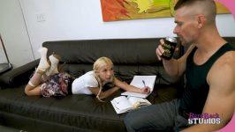 BareBackStudios Kenzie Reeves Far Cry Daughter Dad