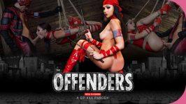 Ariana Marie The Offenders: A DP XXX Parody