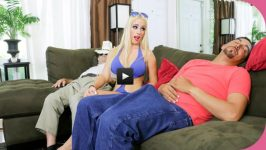 FamilyStrokes Aspen Romanoff Getting Naughty On Grandpas Walker