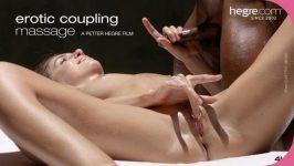 Hegre Charlotta Erotic Coupling Massage Porn