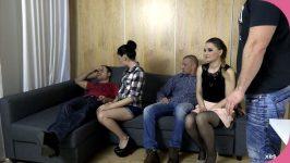 Xes.pl Nadia B, Sara B Misja ratunkowa Anal