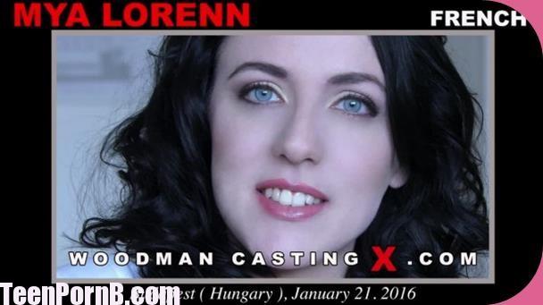 WoodmanCastingX Mya Lorenn, Leyla Bentho Updated
