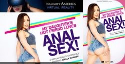 Abella Danger My Daughters Virtual Reality VR Porn