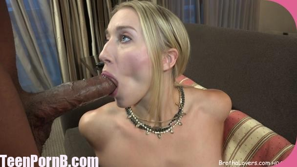 BrothaLovers Riley Reynolds And Big Black Cock