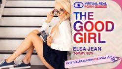 VirtualRealPorn Elsa Jean The good girl, Virtual Reality, VR