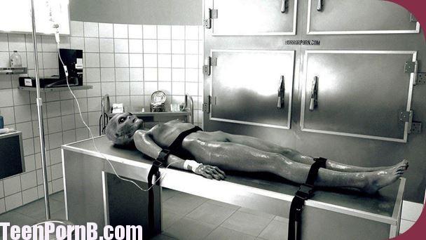 HorrorPorn Roswell UFO Horror Porn