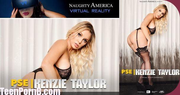 Kenzie Taylor PSE, Virtual Reality, VR Porn