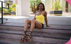 MomPov Jasmine Sexy petite mama is a true freak