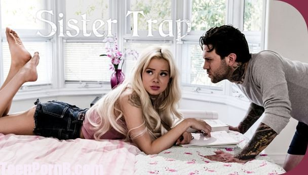 PureTaboo Elsa Jean Sister Trap, Brother