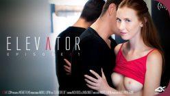 SexArt MetArt Linda Sweet Elevator Part 1