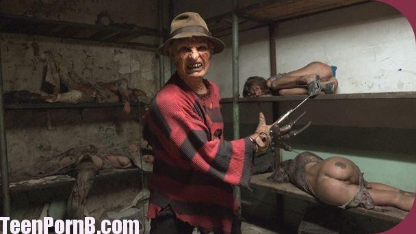 HorrorPorn Freddy Gangbang Horror Porn