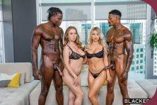 Kylie Page, Lena Paul Group, Foursome