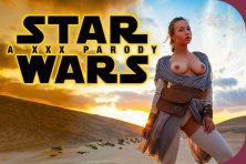 Taylor Sands Star Wars A XXX Parody Virtual Reality