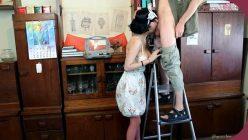 AmedeeVauseinDeepThroatLand Amedee Vause Cheating House-Wife