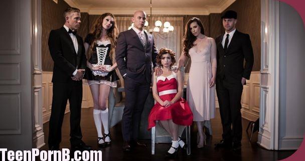 PureTaboo Casey Calvert, Eliza Jane, Elena Koshka Anne Act Two The Escape
