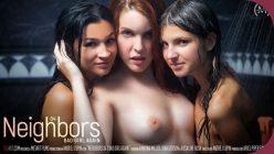 SexArt Amarna Miller, Gina Gerson, Rosaline Rosa Neighbors Episode 4 Bad Girl Again