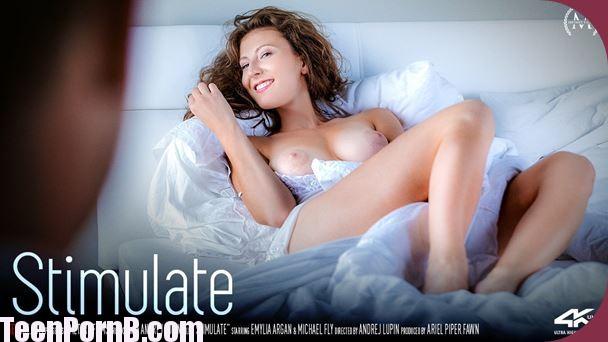 SexArt Emylia Argan Stimulate Michael Fly