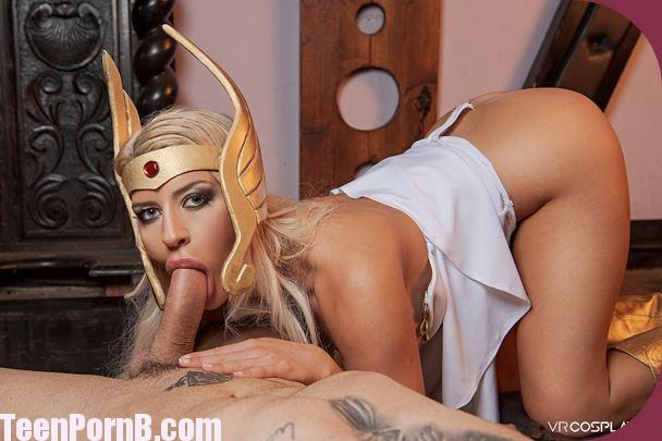 Mompov ebony porn